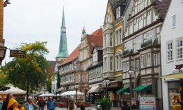 Hameln – The Pied Piper's Town