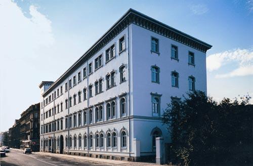 Mendelssohnhaus, Leipzig © LTM