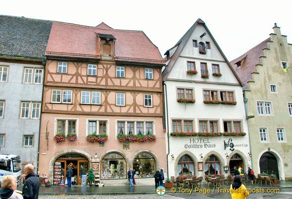Rothenburg hotels