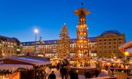 Dresden Striezelmarkt  2015 – Germany's Oldest Christmas Market