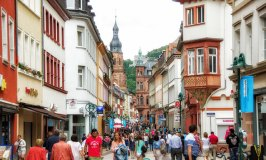 Shopping in Heidelberg