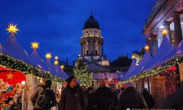 Christmas Magic at Gendarmenmarkt in Berlin