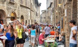San Gimignano – Famous for its Fine Food and Towers