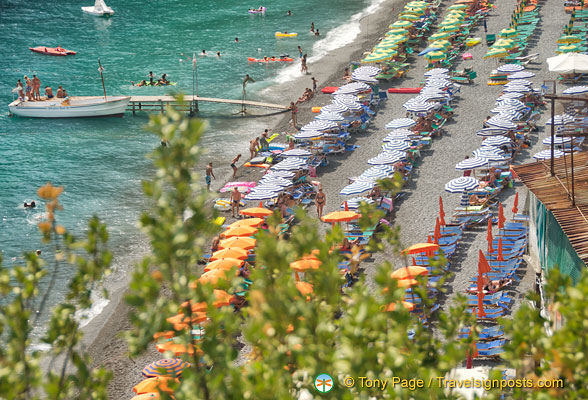 Spiaggia Grande Positano