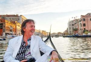 Venice Gondola Trip