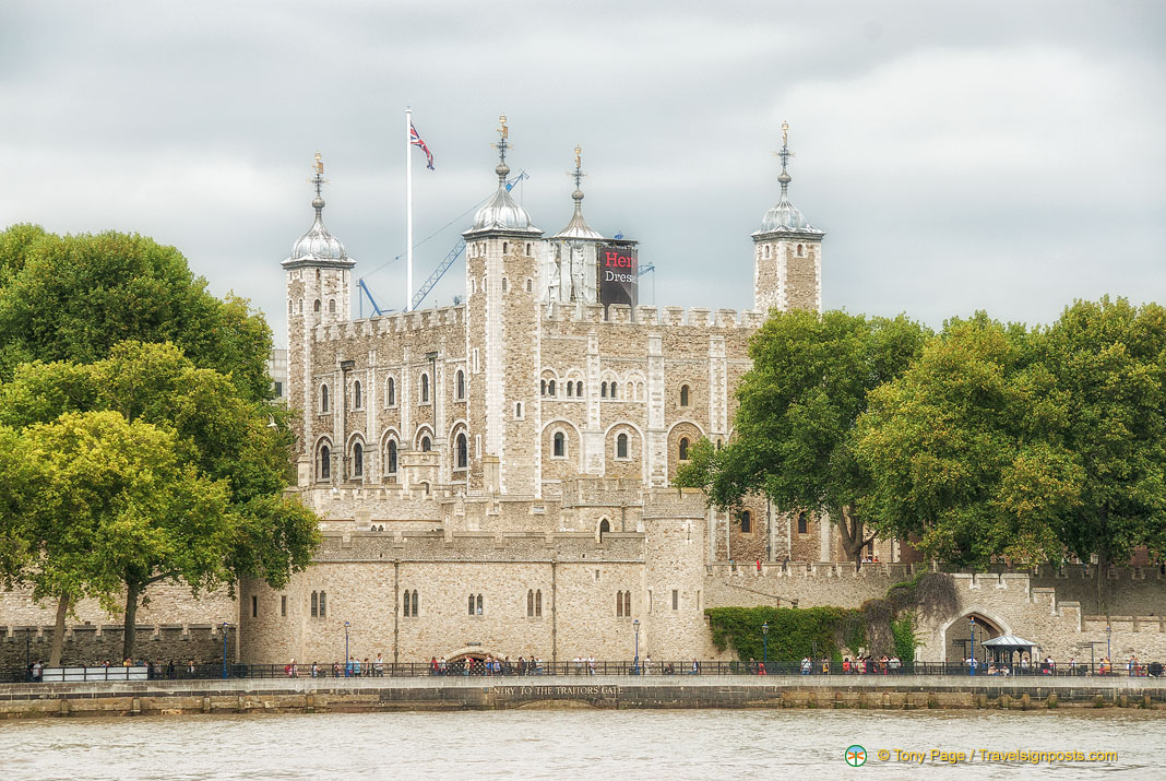 Tower of London - Once a Place to be Feared