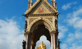 Albert Memorial – A Tribute to the Memory of  Prince Albert