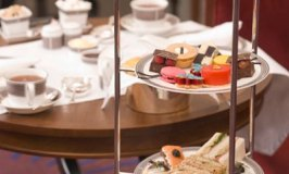 Afternoon Tea Royale to Celebrate A Royal Wedding