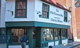 The Old Curiosity Shop Immortalized by Charles Dickens
