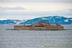 Munkholmen Island, Norway