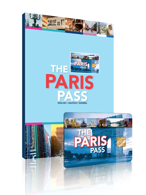 Paris Pass and Guidebook
