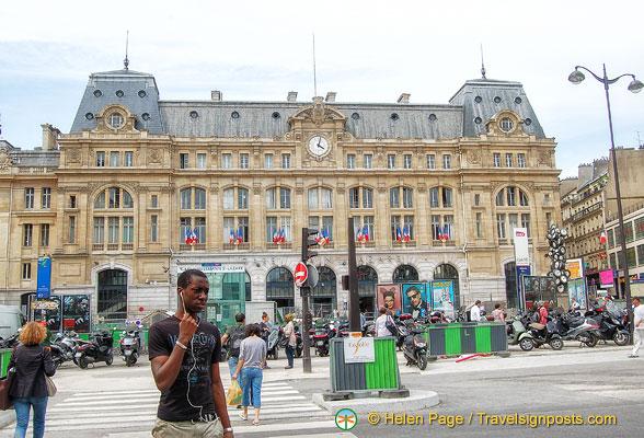 Paris Saint-Lazare