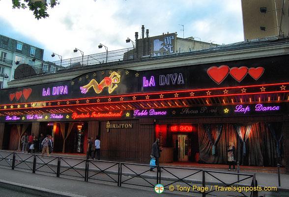 Paris Nightlife