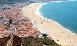 Nazaré – Portugal's Famous Fishing Village