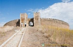 Arraiolos castle, Arraiolos