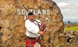 Travel to Scotland