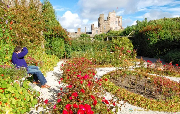 Castle Mey and its Garden