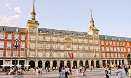 Plaza Mayor – A Historical Madrid Plaza