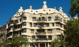 La Pedrera, Gaudi's Casa Milà..