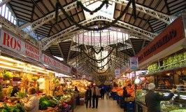 Valencia Market – Mercado Central de Valencia