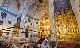Capilla Real – The Royal Chapel in Granada