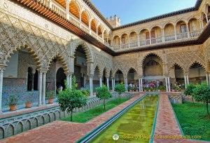 Seville Alcázar