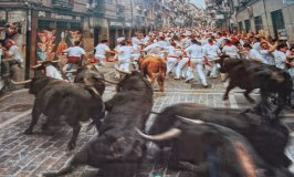 Encierro – The Running of the Bulls
