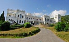 Livadia (White) Palace, Yalta Conference, Yalta