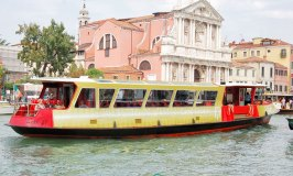 Venice Hop-on Hop-off Vaporetto