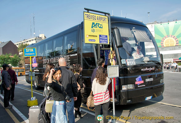 Piazzale Roma Bus