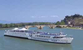 River Royale in Avignon - Courtesy Uniworld
