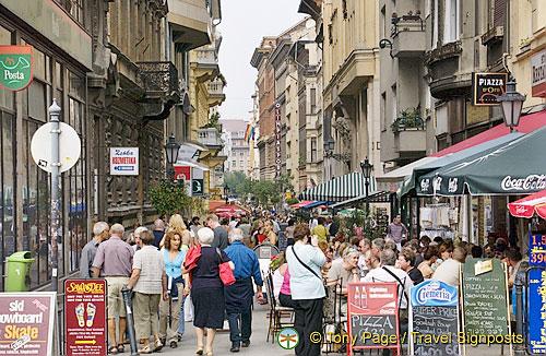 Budapest Andrássy Avenue