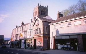 Main Street Kirkby Stephen, UK