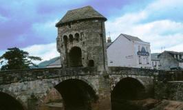 Monmouth Bridge on Offa's Dyke