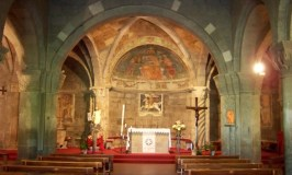 Magnificent St Flavian's Church, Montefiascone