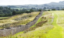 Did Hadrian build Hadrian's Wall – We find out on our walk
