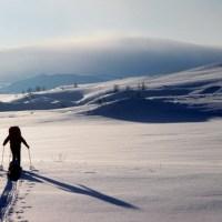 Winterhike blog - Kilpisjärvi 2011