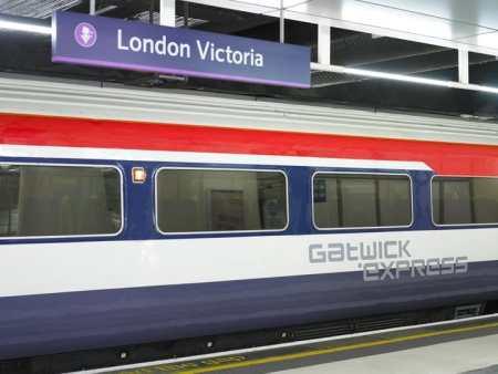 Da Gatwick a Londra