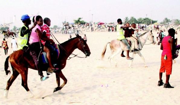 Horse-riding-popular-at-Bar-Beach