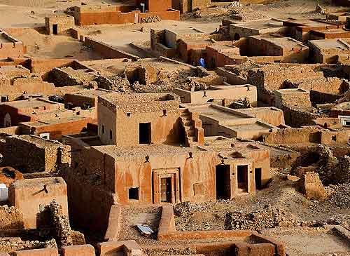 Nok Settlement
