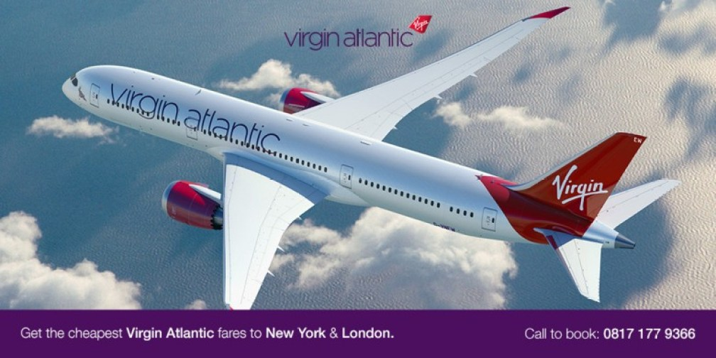Virgin Atlantic-Travelstart-Weekly deals