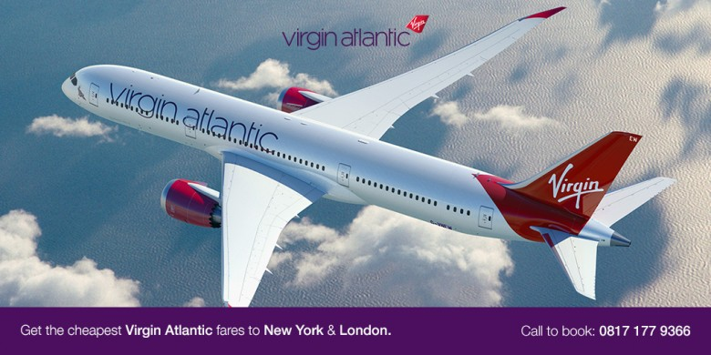 Virgin Atlantic-Travelstart-Weekly deals