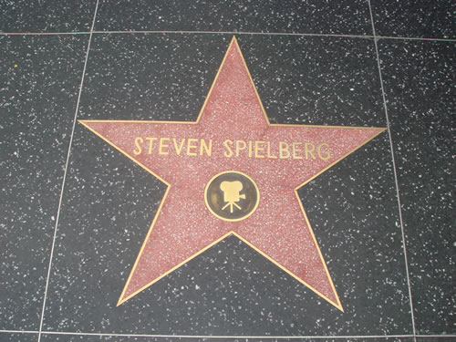 Hollywood Steven Spielberg