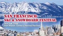Ski & Snowboard Festival San Francisco