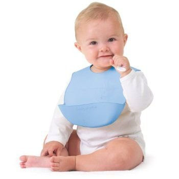 The reusable, rinse-and-roll Bibbity Bib by Summer Infant