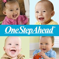 One Step Ahead Logo