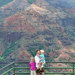 "Waimea Canyon Overlook: ""Yep, that sure is a beautiful canyon. Now what?"""
