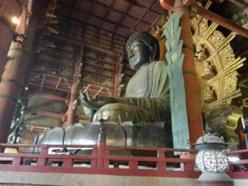 The Daibutsu in Nara