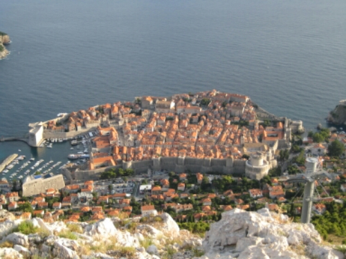 Dubrovnik and its walls