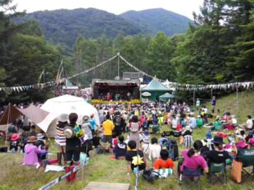 Festival in Japan